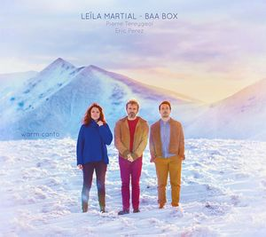 «Warm Canto», le monde imaginaire de Leïla Martial