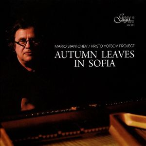 Couverture de l'album Autumn Leaves in Sofia de Mario Stanchev