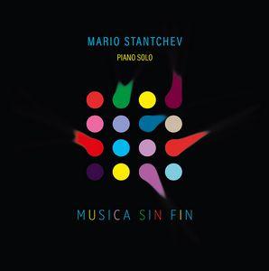Couverture de l'album Musica Sin Fin de Mario Stanchev