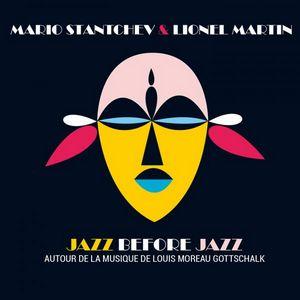 couverture de l'album Gottschalk de Mario Stanchev et Lionel Martin