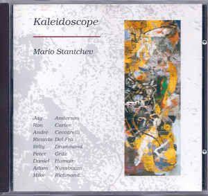 couverture de l'album Kaleidoscope de Mario Stanchev