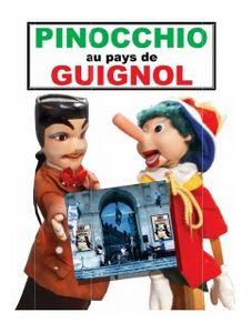 Pinocchio et Guignol au Festival Jazz à Cours & à Jardins 2019