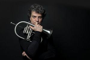 Le trompettiste Luca Aquino