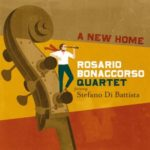 Couverture de l'album de Rosario Bonaccorso, New Home