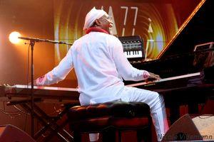 Omar Sosa le 08 juillet 2019, Echo#1-Jazz à Vienne 2019