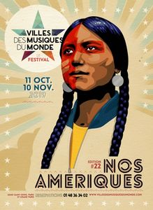 Nos Amériques#22 – Festival Villes des Musiques du Monde