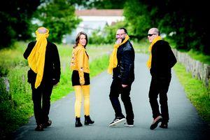 le quartet Fly Fly de Céline Bonacina