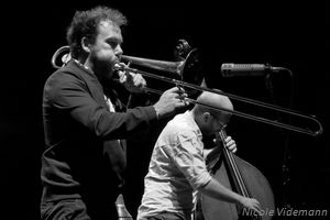 Fidel Fourneyron, Victoire du Jazz 2019, Artiste qui monte