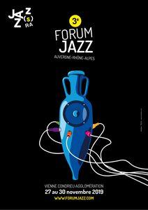 Forum Jazz du 27 au 30 novembre 2019_Jazz à Vienne Saison 19/20#3