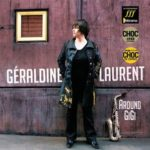 Géraldine Laurent, pochette de l'album Around Gigi