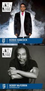 Jazz à Vienne Saison 19/20#2, Herbie Hancok, Bobby McFerrin