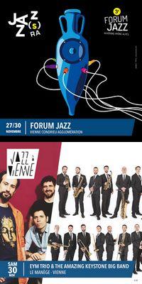 Jazz à Vienne Saison 19/20#3 – Novembre 2019