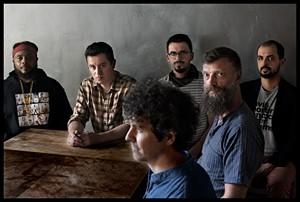 Jean-Paul Estiévenart Quintet avec Logan Richardson