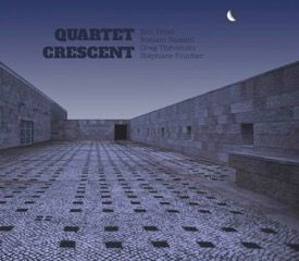 couverture de l'album Quartet Crescent par le Quartet Crescent