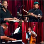 les musiciens de l'album Cuban Jazz Report