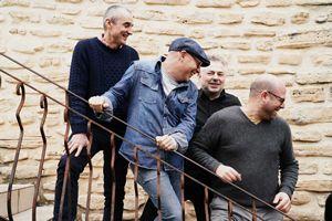 Le quartet de Jean-Marc Foltz©Maxim François