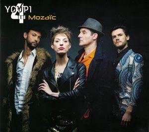 Poésie et énergie avec Youpi Quartet & «Mozaïc»