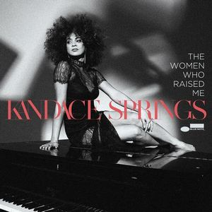 Kandace Springs revient avec « The women who raised me »