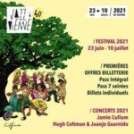 Cap sur Jazz à Vienne 2021, du 23 juin au 10 juillet 2021