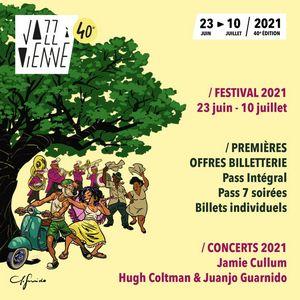 Cap sur Jazz à Vienne 2021