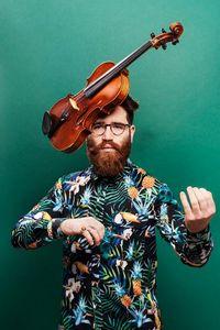 Theo Ceccaldi Trio Django au Maisons Laffitte Jazz Festival Dugital Edition 2020