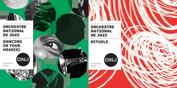 L'Orchestre National de Jazz sort deux albums