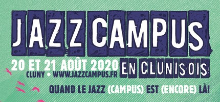 Jazz Campus est là … avec 3 concerts !
