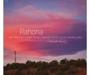 couverture de l'album Rahona avec Joel Rebesolo et Julien Marga