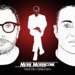 Couverture de l'album More Morricone de Ferruccio Spinetti et Giovanni Ceccarelli en hommage à Ennio Morricone