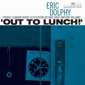 couverture de l'album Out to lunch d'Eric Dolphy_inDOLPHYlités