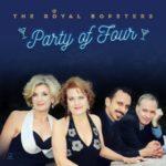couverture de l'album Party of Four par The Royal Bopsters