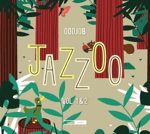 couverture de l'album Jazzoo Vol. 1&2 du groupe Oddjob