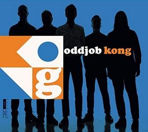 couverture de l'album Kong du groupe Oddjob