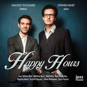 « Happy Hours » de Vincent Touchard & Stephen Binet