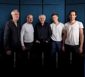 Michel Portal quintet