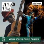 Keziah Jones - Jazz à Vienne le 25/07/21