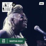 Jazz à Vienne 2021 dévoile Martha High