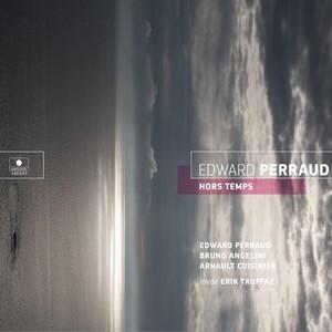 Edward Perraud signe «Hors Temps»