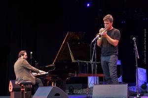 Echo#1-Nuits de Fourvière 2021_Giovanni Guidi & Luca Aquino_Nuit du Jazz italien_2021-06-15©JP Jacquot